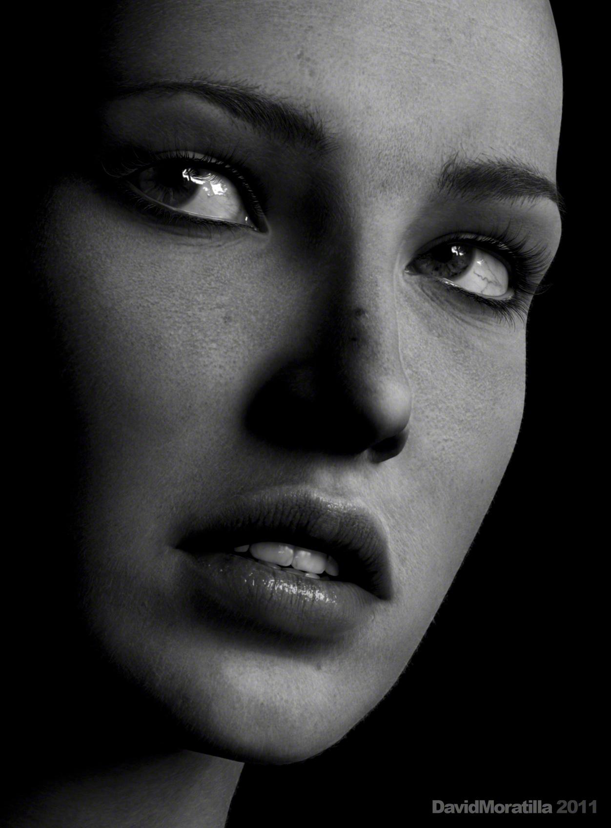 Closeup Portrait Of A: David Moratilla